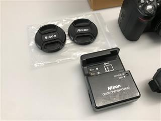 NIKON D3000 10.2mp DIGITAL SLR CAMERA BODY ONLY